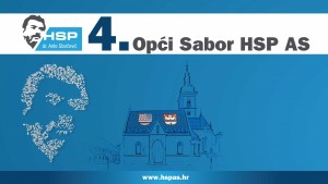 IV. Opći sabor HSP AS